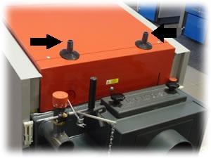 Poza Centrala termica pe lemn cu gazeificare ATMOS DC25S 25 kW - racorduri serpentina de racire de siguranta
