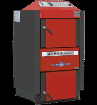 Poza Centrala termica pe lemn cu gazeificare ATMOS DC25S 25 kW