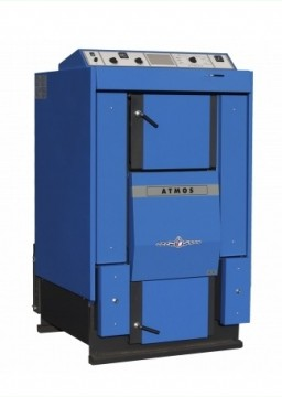 Poza Centrala termica pe lemn cu gazeificare ATMOS DC100