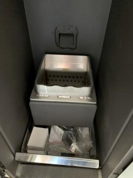 Poza Centrala termica pe peleti ROSSI CAMINO COMPACT 35 kW - vedere interioara