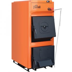 poza Centrala termica pe lemn Ferroli FSB PRO N 40 kW