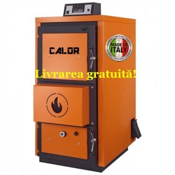 poza Centrala termica pe lemn cu gazeificare CALOR ASPIRO 29R inox
