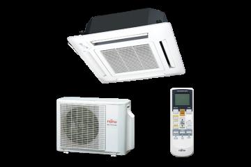 Poza Echipament de climatizare tip caseta FUJITSU AUYG24LVLA/AOYG24LALA 24000 BTU