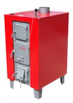 poza Centrala termica pe combustibil solid biomasa UNILINE SB-43 kW