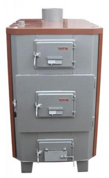 Poza Centrala termica pentru busteni de lemn UNILINE TITAN T-6 98 kW