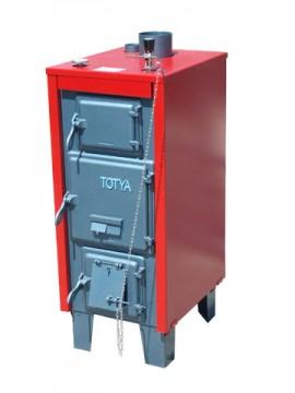 Poza Centrala termica pe combustibil solid biomasa UNILINE VR-33 B 33 kW