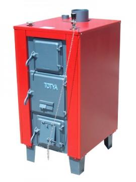 Poza Centrala termica pe combustibil solid biomasa UNILINE VR-38 B 38 kW