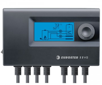 poza Controler electronic Euroster 11WB