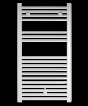 poza Radiator port-prosop FERROLI model VENUS WHITE curbat 600x1000