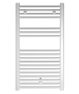 poza Radiator port-prosop FERROLI model VENUS WHITE curbat 600x1800